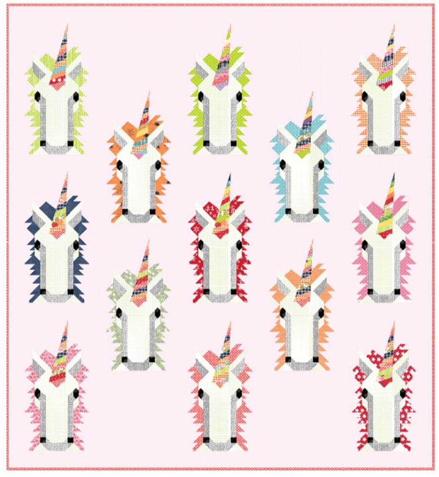 Unicorn-Scrappuccino-quilt-sewing-pattern-Kelli-Fannin-Quilt-Designs-1