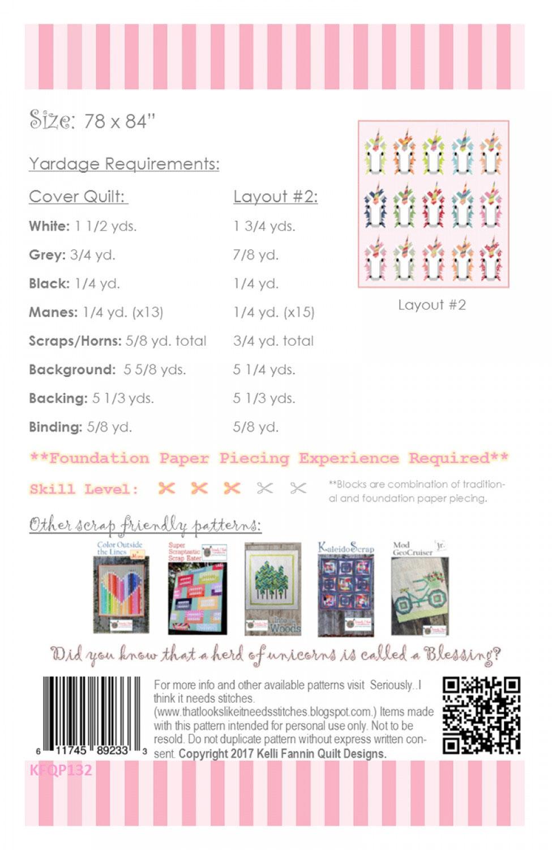 Unicorn-Scrappuccino-quilt-sewing-pattern-Kelli-Fannin-Quilt-Designs-back
