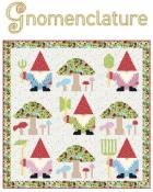 Gnomenclature quilt sewing pattern from Kelli Fannin Quilt Designs 2