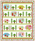 Trailerville quilt sewing pattern from Kelli Fannin Quilt Designs 2