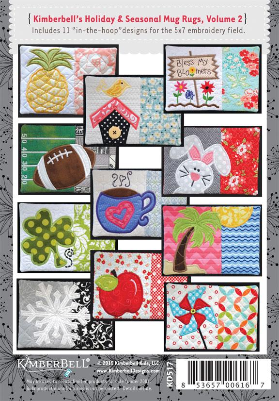 Holiday-and-Seasonal-Mugs-Rugs-2-DVD-Kimberbell-back