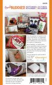 CLOSEOUT...Bench Buddies Series Sept.-Dec. Machine Embroidery CD from KimberBell Designs 1