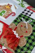 Ginger's Kitchen Bench Pillow Machine Embroidery CD from KimberBell Designs 3