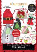 It's a Cinch Gift Bags Vol. 2: Christmas CD from KimberBell Designs