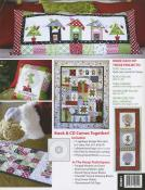 INVENTORY REDUCTION...Jingle All The Way CD machine embroidery version from KimberBell Designs 1