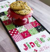 Jingle All The Way sewing pattern book from KimberBell Designs 3