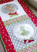 Jingle All The Way sewing pattern book from KimberBell Designs 4