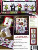Jingle All The Way sewing pattern book from KimberBell Designs 1