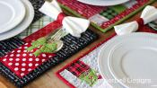 We Whisk you a Merry Christmas (SEWING VERSION) sewing pattern book from KimberBell Designs 5