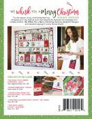 We Whisk you a Merry Christmas (SEWING VERSION) sewing pattern book from KimberBell Designs 1