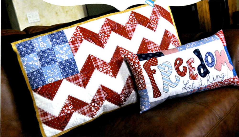 Flag-and-Freedom-Pillow-Set-sewing-pattern-Kimberbell-1