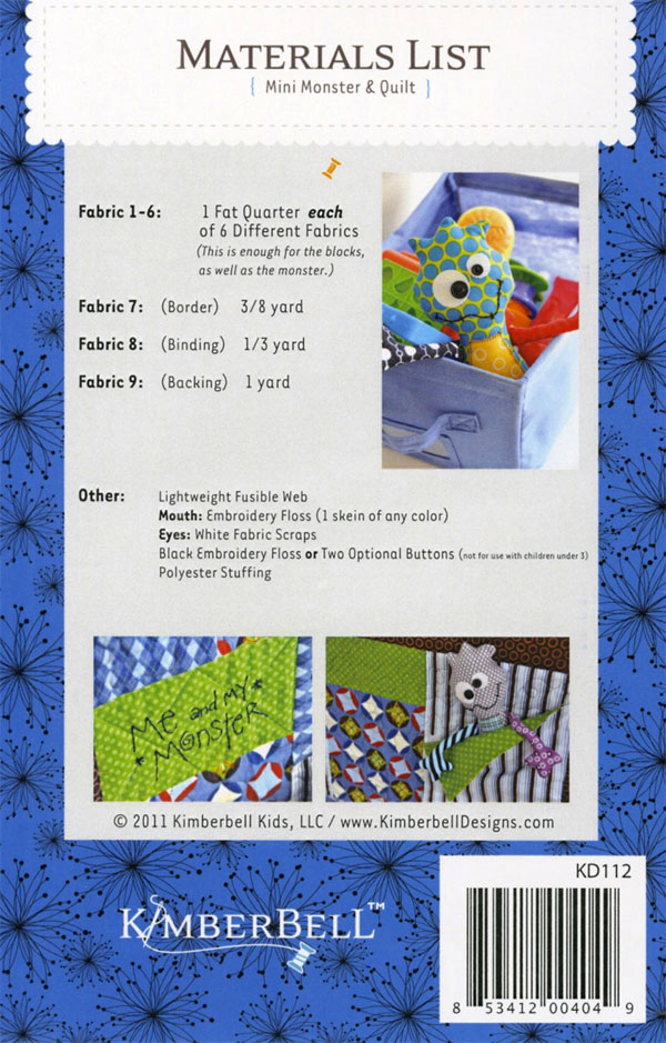 Mini-Monster-and-Quilt-sewing-pattern-Kimberbell-back
