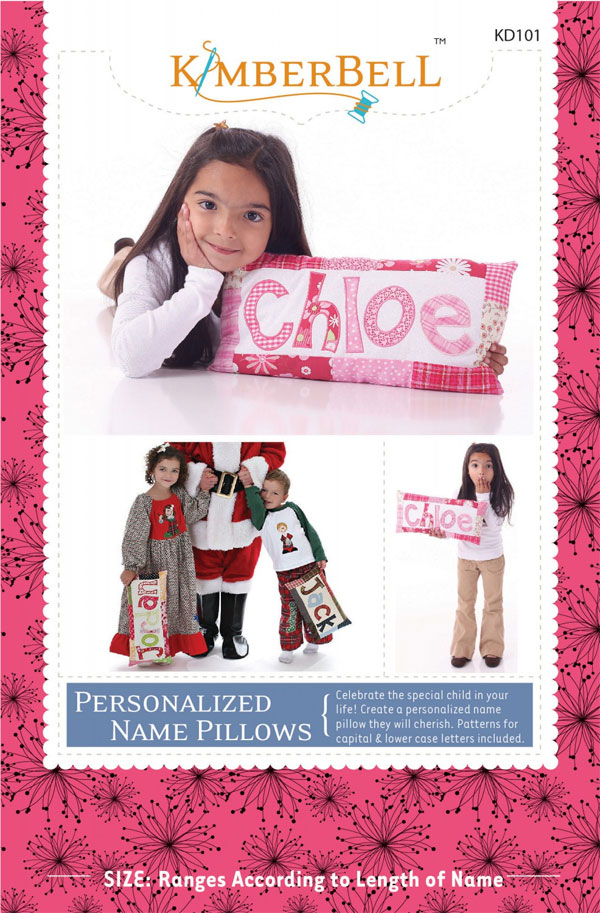Personalized-Name-Pillows-sewing-pattern-Kimberbell-front