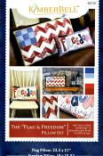 Flag-and-Freedom-Pillow-Set-sewing-pattern-Kimberbell-front
