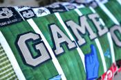 Game On! Football Bench Pillow sewing pattern from KimberBell Designs 3