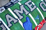 Game On! Football Bench Pillow sewing pattern from KimberBell Designs 4