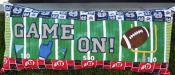 Game On! Football Bench Pillow sewing pattern from KimberBell Designs 5