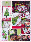 Oh, the Possibilities... for Christmas sewing project BOOK from KimberBell Designs 3