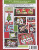 Oh, the Possibilities... for Christmas sewing project BOOK from KimberBell Designs 2
