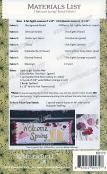 Welcome Spring! Bench Pillow sewing pattern from KimberBell Designs 2