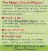 Little Genie Magic Bobbin Washers 1