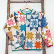 Beachcomber Jacket sewing pattern from Laundry Basket Quilts 2