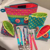 Becca Bags sewing pattern from Lazy Girl Designs 6
