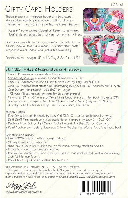 Gift_Card_Holders_sewing_pattern_Lazy_Girl_Designs_back