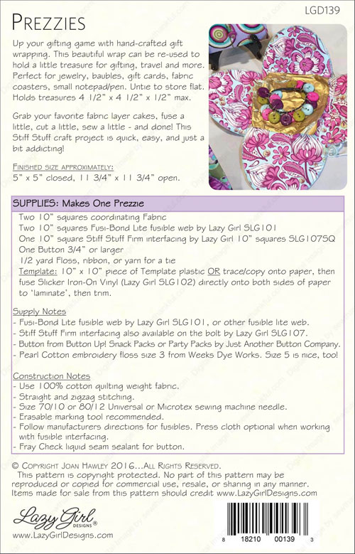 Prezzies_sewing_pattern_from_Lazy_Girl_Designs_back