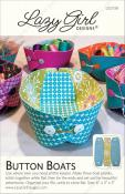 Button Boats sewing pattern Lazy Girl Designs