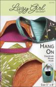 Hang On sewing pattern from Lazy Girl Designs