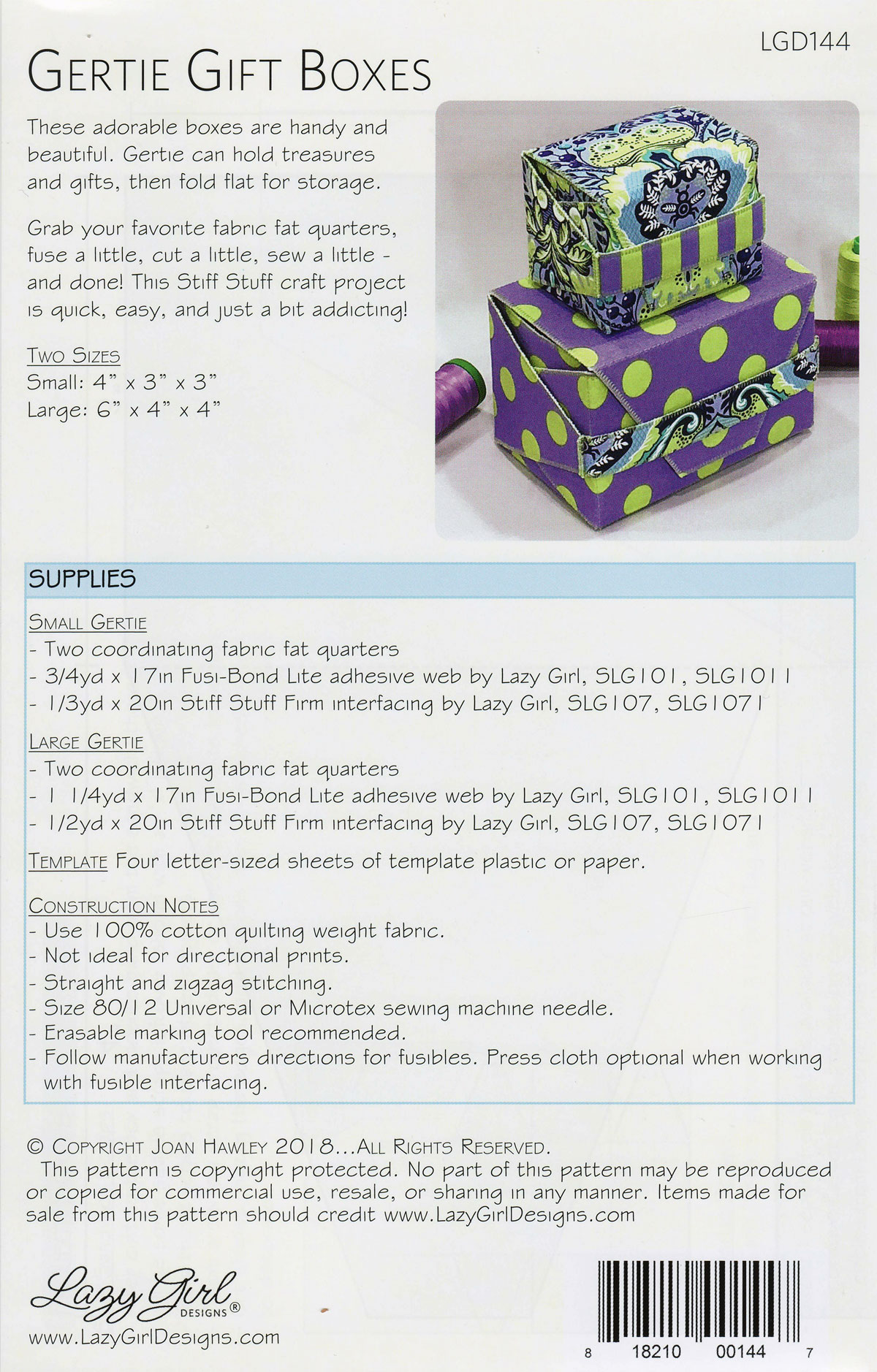 Gertie-Gift-Boxes-sewing-pattern-Lazy-Girl-Designs-back