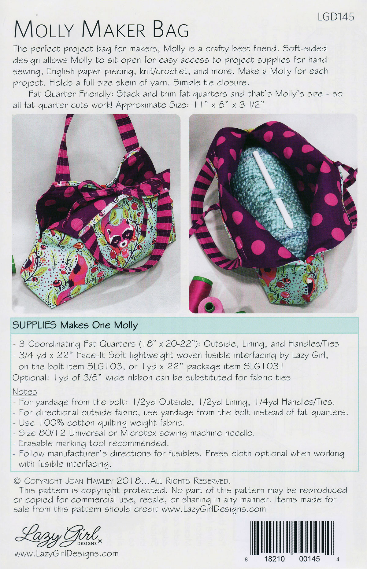 Molly-Maker-Bag-sewing-pattern-Lazy-Girl-Designs-back