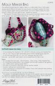 Molly Maker Bag sewing pattern Lazy Girl Designs 1