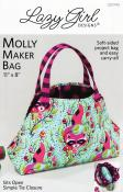 Molly Maker Bag sewing pattern Lazy Girl Designs