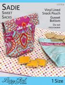 Sadie Sweet Sacks sewing pattern from Lazy Girl Designs