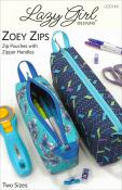Zoey Zips sewing pattern from Lazy Girl Designs