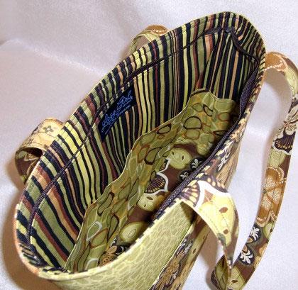 2fe455289458 Margo Handbag sewing pattern from Lazy Girl Designs