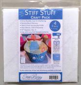 INVENTORY REDUCTION...Stiff Stuff Firm Sew-In Interfacing CRAFT PACK from Lazy Girl Designs
