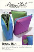 Bendy Bag sewing pattern from Lazy Girl Designs