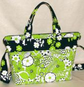 Claire Handbag sewing pattern from Lazy Girl Designs 3