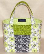 Claire Handbag sewing pattern from Lazy Girl Designs 9