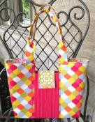 Gracie Handbag sewing pattern from Lazy Girl Designs 3