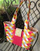 Gracie Handbag sewing pattern from Lazy Girl Designs 4