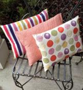 In A Pinch Pillow sewing pattern from Lazy Girl Designs 2
