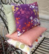 In A Pinch Pillow sewing pattern from Lazy Girl Designs 5