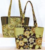 Margo Handbag sewing pattern from Lazy Girl Designs  2