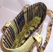 Margo Handbag sewing pattern from Lazy Girl Designs  4