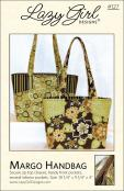 Margo Handbag sewing pattern from Lazy Girl Designs