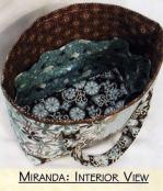 Miranda Day Bag sewing pattern from Lazy Girl Designs 2